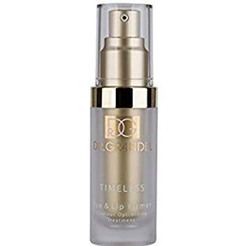 Dr. Grandel Timeless Eye & Lip Firmer 50 Ml Pro Size - Eye & Lip Firmer Provides Firm, Smooth and Tapered Contours - Dark Circles and Puffiness Are Reduced.