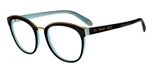 3c45cb8d585 Tiffany 1837 TF 2162 BLACK TURQUOISE women Eyewear Frames