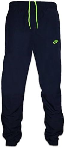 Nike - Pantalón de chándal para Hombre (Tejido con puños, Talla M ...