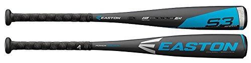 Easton JBB17S310B S3 Aluminum 2 3/4 10 Junior Big Barrel Baseball Bat, 25
