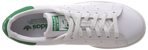 adidas Stan Smith - M20324 White/White/Fairway clearance websites cheap sale big discount free shipping supply cheap fashion Style best seller cheap price 0Aymhn