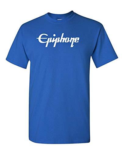 Epiphone T Shirts (2XL, Royal Blue)