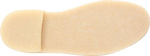 Clarks Men's Desert Boot,Off White Nubuck/Brown,8.5 M US