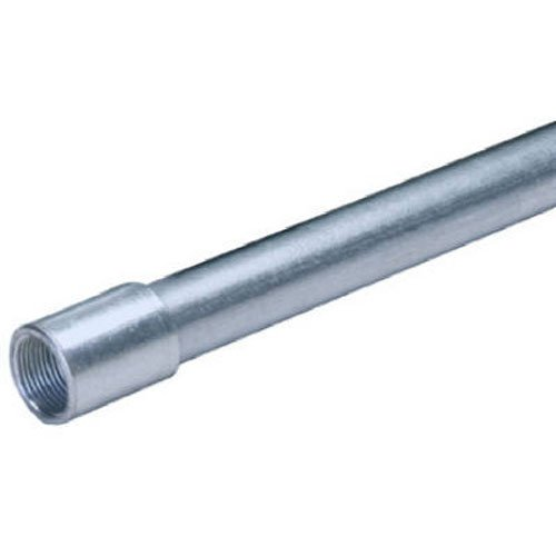 ALLIED TUBE & CONDUIT 1-2  RIGID Conduit Galvanized Steel, 1/2-Inch by 10-Feet