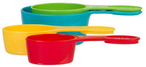 Prepworks by Progressive Snap Fit Measuring Cups - Set of 4 ()