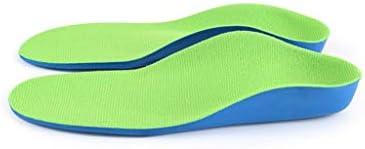 Einlegesohlen Flache Fußkorrektur-Einlegesohle für Kinder Richtige Beinform Fuß Valgus X-förmiges Bein Orthopädische Fußgewölbestützeinlegesohle Eeinlagen (Color : Insole Length 20cm/30-31 Yards)