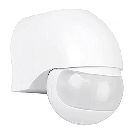 PIR Motion Movement Sensor Detector Switch For Security Lighting 180° Outdoor