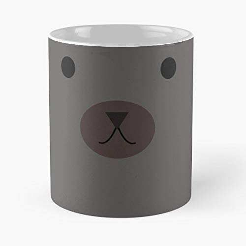 Halloween Pumpkin Funny Jack O Lantern - Ceramic Novelty Mugs 11 Oz, Funny Gift -