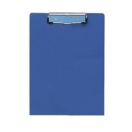 21567 Saunders Shatterproof Acrylic Clipboard   0.50u0026quot; Clip Capacity    9u0026quot; X 12u0026quot;