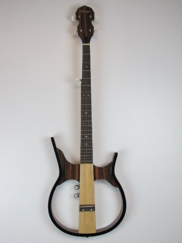 Sojing New 5 String Patented Silent Electric Banjo by Sojing