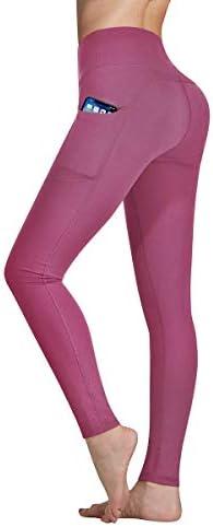 Occffy Sportbroek Dames Yogabroek Loopbroek Fitnessbroek Leggings yoga sport Leggings Tights voor Dames Workout Fitness DS166