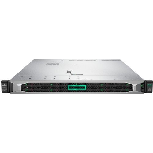 HP 874459-S01 ProLiant DL360 Gen10 – Server – Rack-mountable – 1U – 2-Way – 1 x Xeon Silver 4112/2.6 GHz – RAM 16 GB – SAS – h