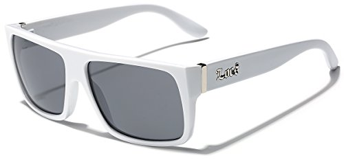 aa82ed4919 LOCS Super Flat Top Original Gangsta Shades Hardcore Sunglasses