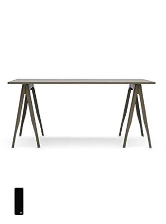 TOLIX - Y Esstisch - Indoor - Schwarz Matt - Normal Studio - Design ...