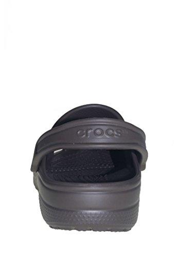Crocs Unisex Classic Clog CHOCOLATE-200 Uvy6YbwYKY