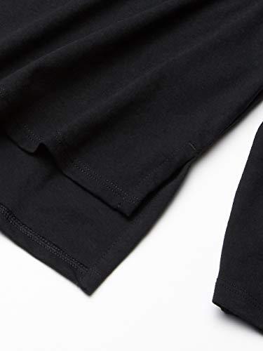 adidas Girls' Long Sleeve Scoop Neck Tee T-Shirt 4