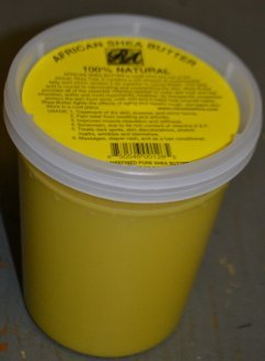 - African Shea Butter 100% Natural 32oz by RA Cosmetics