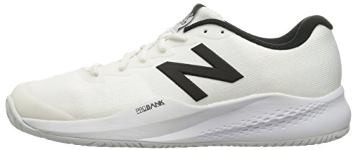 V3 Mc996 Tennis nero Da Scarpa Balance Bianco New qwBIff