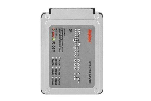 KingSpec MLC 128GB 50pin CF 1.8 inch SSD Solid State Driv...