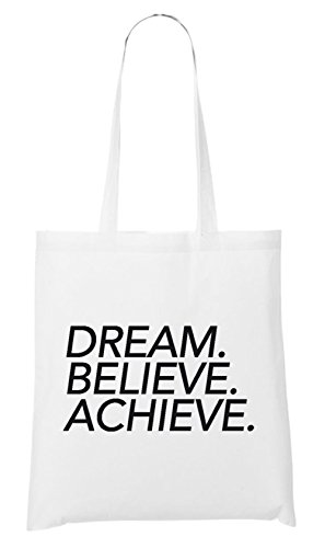5e9134cb10e50 Dream Believe Achieve Bag White Y2obm3LiH - jgv-broichhausen ...