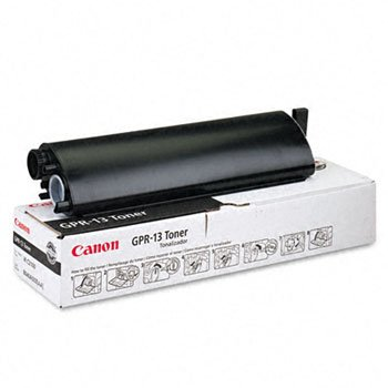 Irc3100 (Canon (8640A003AA) GPR-13 OEM Black Toner for IRC3100)