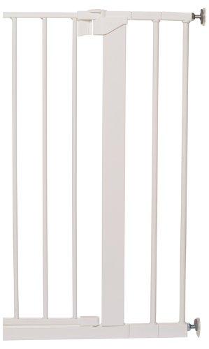 BabyDan Extend-a-Gate 13 cm Extension Kit White