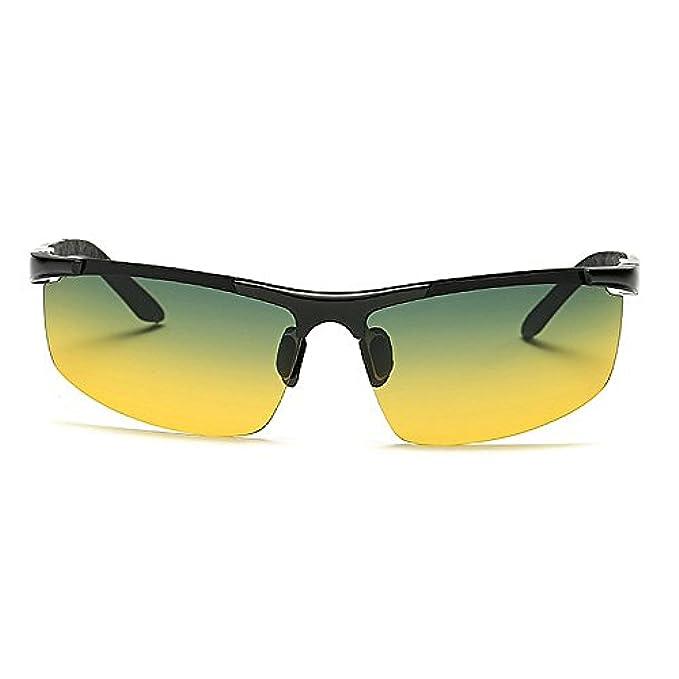 Al-mg A Black Cerniere Sole Occhiali Aviator Full Donna Uv400 Polarizzati Premium Per Alloy Yxsd colore Molla Mirroring Sunglassesman Uomo Da
