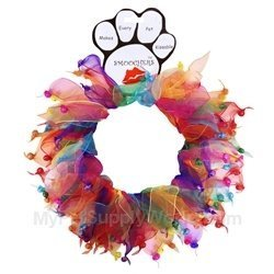 Mirage Pet Products Confetti Bell Smoocher, Small from Mirage Pet Products