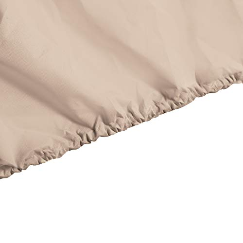 Elemental Tan Polyester Weatherproof Oversize Patio Chair Cover by Elemental Outdoor Covers (Image #3)