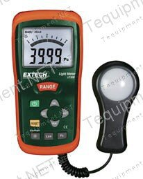 Extech Instruments LT300-NIST Light Meter with NIST