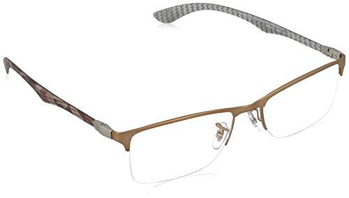 Ray Ban eyeglasses RX8413 2690 Carbon Fiber Bronze - - Fiber Carbon Frames Eyeglasses