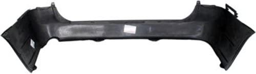 Partslink Number MA1100154 OE Replacement Mazda MPV Rear Bumper Cover