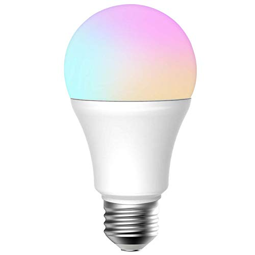 Mehrfarbige Dimmbare LED Glühbirne