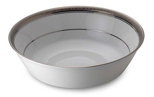 (Noritake Crestwood Platinum Round Vegetable Bowl by Noritake)