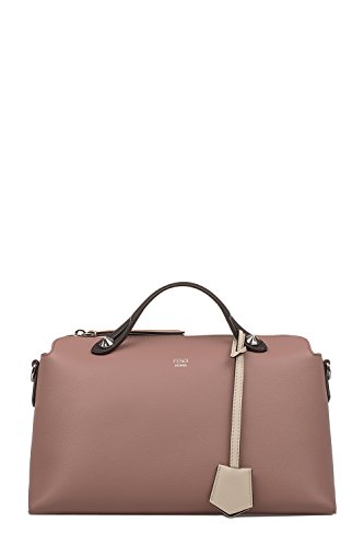 Fendi-Womens-8BL1245QJF10PH-Pink-Leather-Handbag