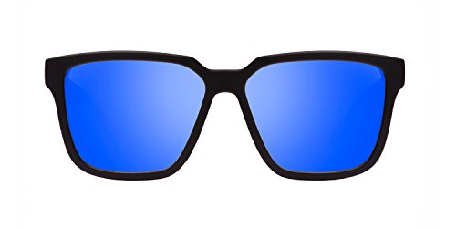 Black Carbon Negro Motion Sky 60 Sol Unisex de Hawkers Gafas Azul Z5w8AdpZq