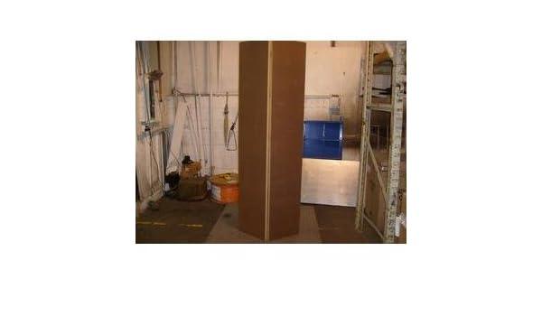 Ledco 1129050 60 Smooth Unfinished Bifold Doors Multifold
