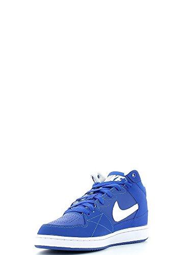 Nike Priority MID GS Zapatillas de baloncesto, Niños Azul / Blanco (Game Royal / White-Game Royal)