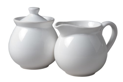 Waechtersbach Fun Factory II White Sugar/Creamer Set ()