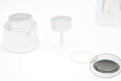 Para filtrar CILIO cafetera espresso/Accesorios/filtro/de repuesto, tamiz KONTESSA 12