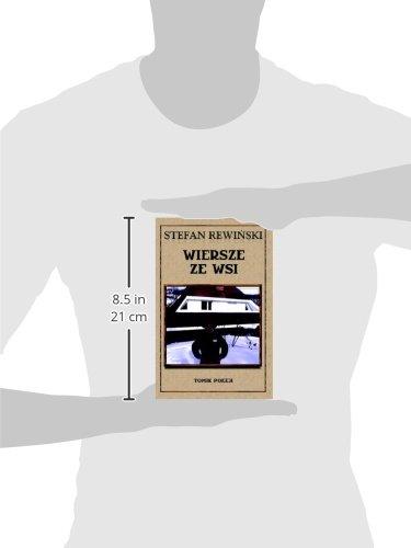 Wiersze Ze Wsi Stefan Rewinski 9780977700073 Amazoncom