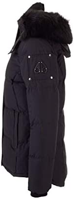 Moose Knuckles Luxury Fashion Donna M30LJ172291 Nero Cotone Piumino | Autunno-Inverno 20