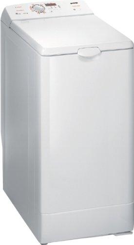 Gorenje WTD63110 Independiente Carga superior B Blanco lavadora ...