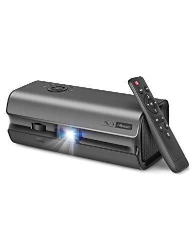 """(Hibeam Portable Movie Projector 