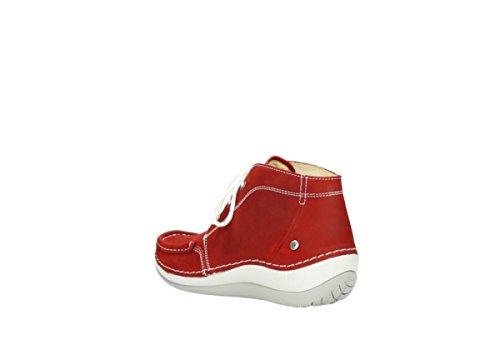 Summer Nubuck Wolky Boots up Red Lace Comfort 10570 Olympia Cq8qr06wx
