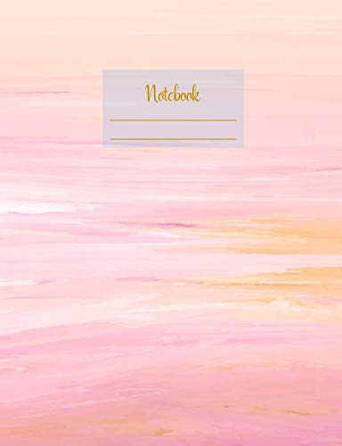 Notebook: Composition Notebook. College ruled with soft matte cover. 120 Pages. Perfect for school notes, Ideal as a journal or a diary. 9.69