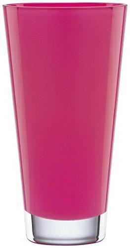(Kate Spade New York Trumpet Crystal Vase, Pink, 8.5