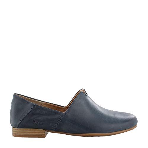 B.O.C. Women's, Suree Slip on Shoes Blue Denim Colored 7 M