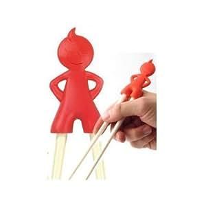 Fred Chopstick Kids Red Boy