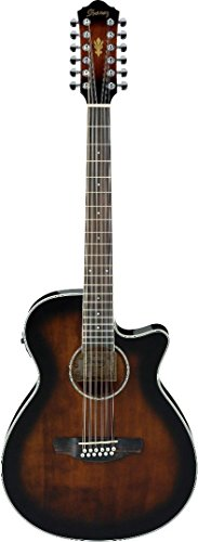 Ibanez AEG1812II AEG 12-String Acoustic-Electric Guitar for sale  Delivered anywhere in USA